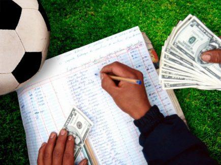 Dịch vụ thu tiền cá cược bóng đá tại nhà