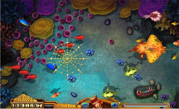 Game bắn cá online đang hot tại W88