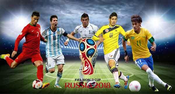 Kinh nghiệm cá cược bóng đá World Cup 2018